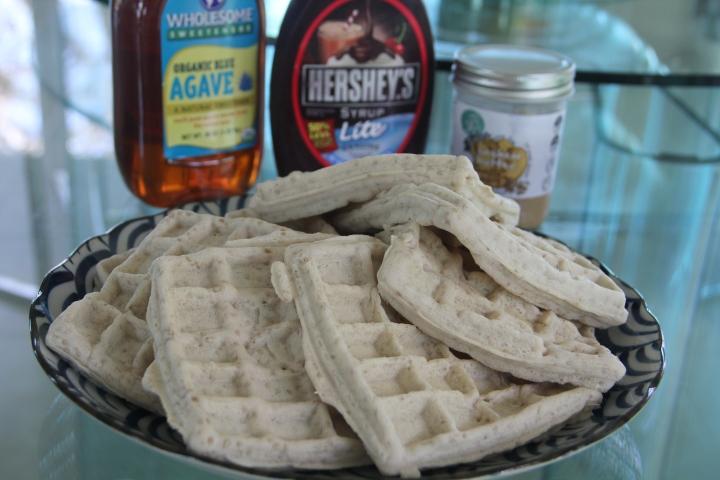Vegan & Gluten-FreeWaffles