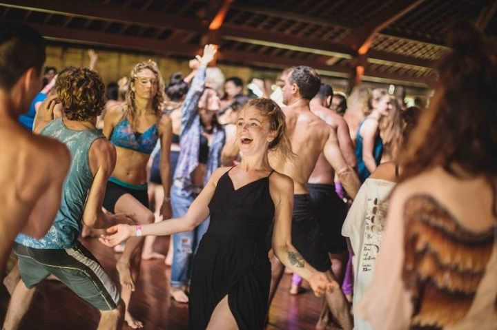 The Yoga Barn Ecstatic Dance